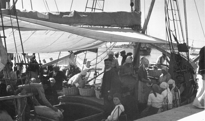 Prizor s broda