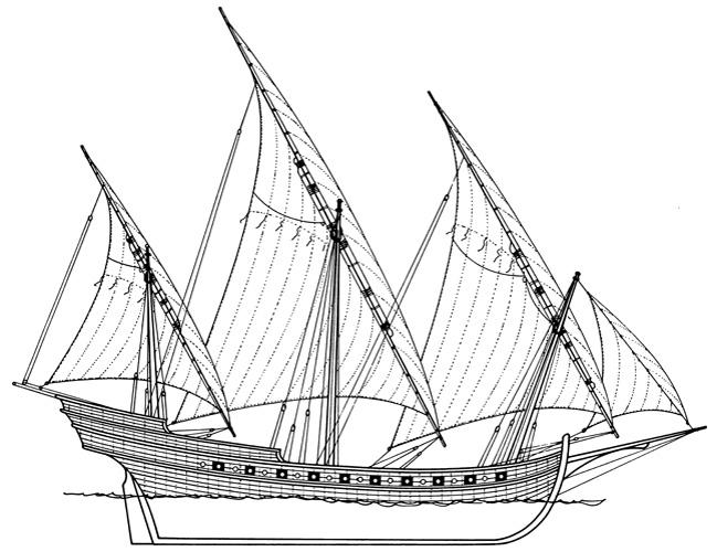 Bokeljski šambek, XVII–XVIII.st.