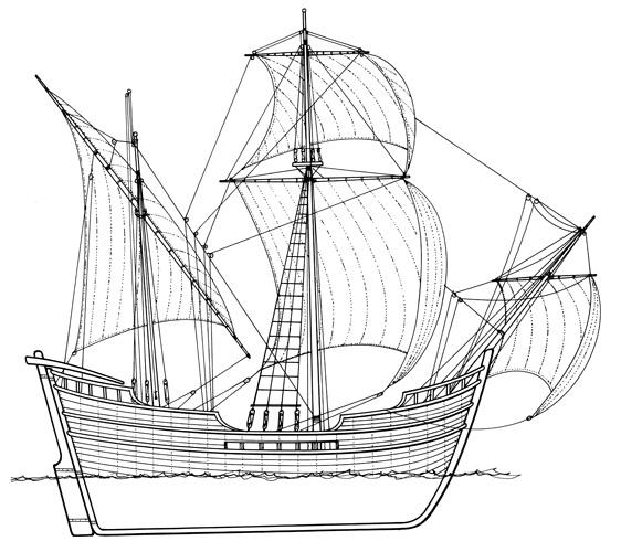 Veća marsilijana oštroga tipa XVII–XIX.st.