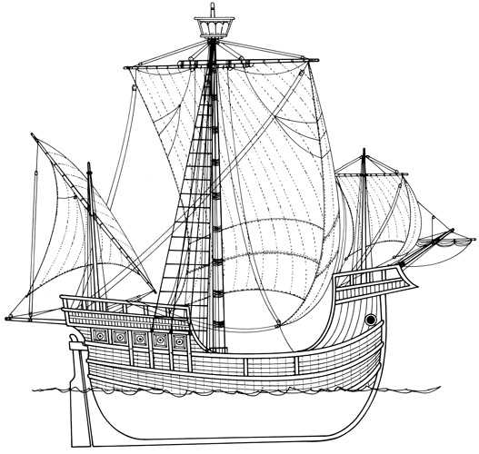 Dubrovačka koka, XV.st.