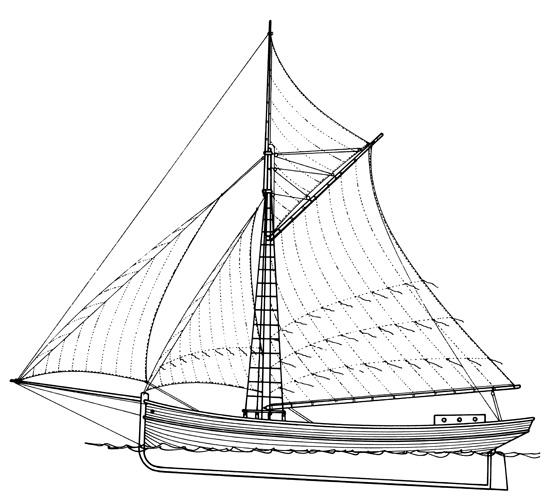 Kuter, XIX.st.