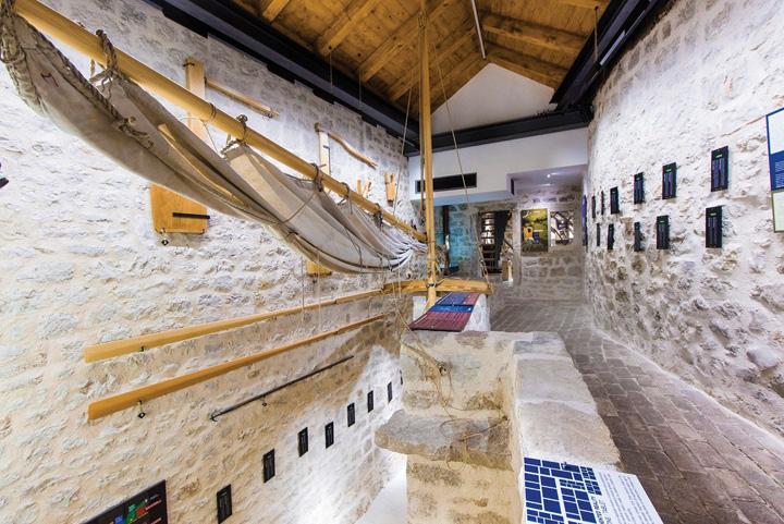 Postav Muzeja betinske drvene brodogradnje