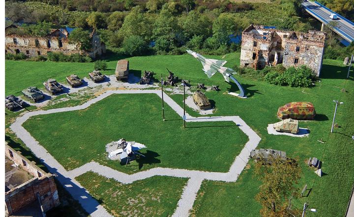 Vojni kompleks Turanj Gradskog muzeja Karlovac