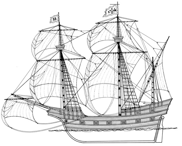 Dubrovački galijun, XVI.st.