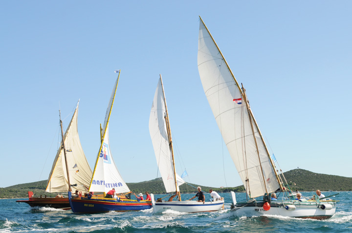 Regata tradicijskih brodica na latinsko idro, Muzej betinske drvene brodogradnje