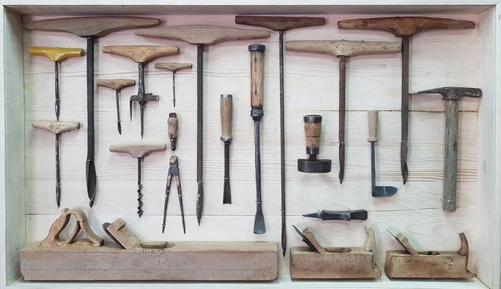 Set alata za obradbu drva