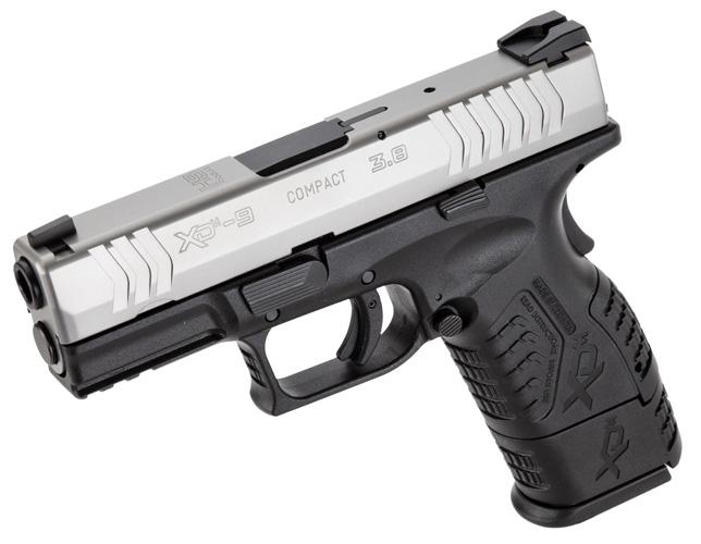 Pištolj <em>XDM-9 COMPACT 3,5</em> poduzeća HS Produkt