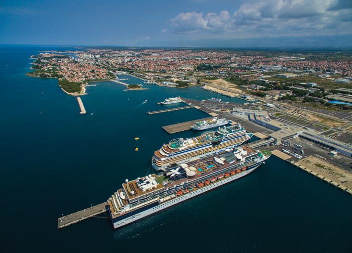 Teretna luka Gaženica, Zadar
