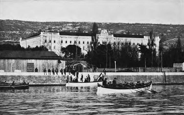 Mornarička akademija u Rijeci