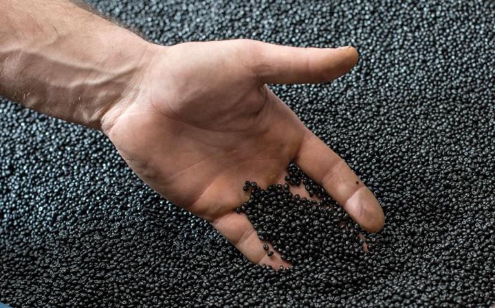Preradba polimernih materijala, granulat