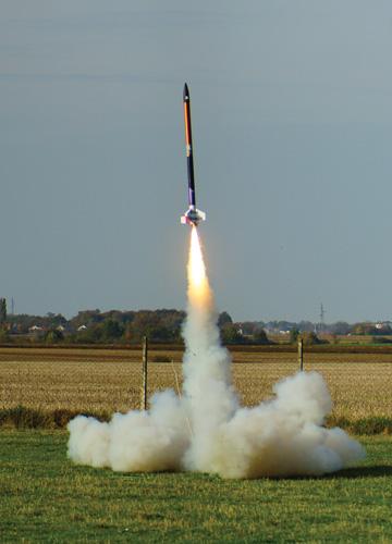 Natjecanje iz raketnog modelarstva