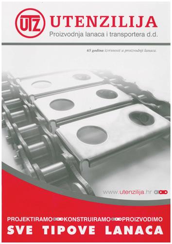 Utenzilija, katalog proizvoda, 2012.