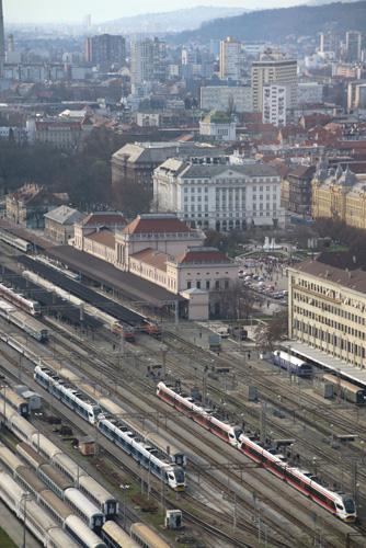 Zagreb Glavni kolodvor