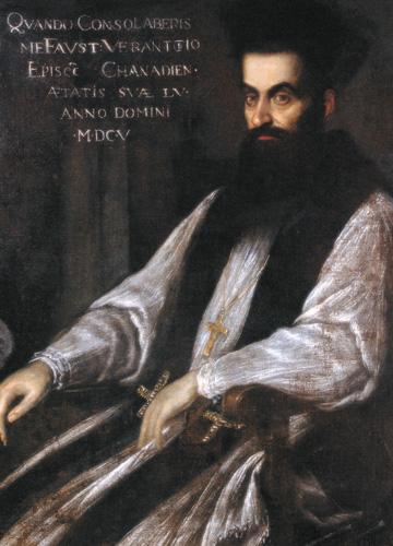 Faust Vrančić, 1605., Muzej grada Šibenika