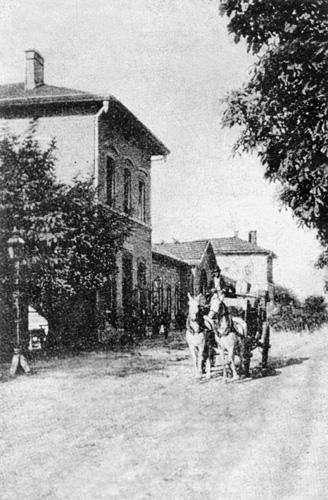 Omnibus, Zagreb, 1896.