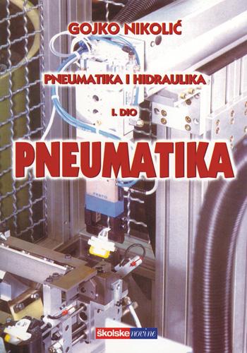 Udžbenik <em>Pneumatika</em> G. Nikolića, 2008.