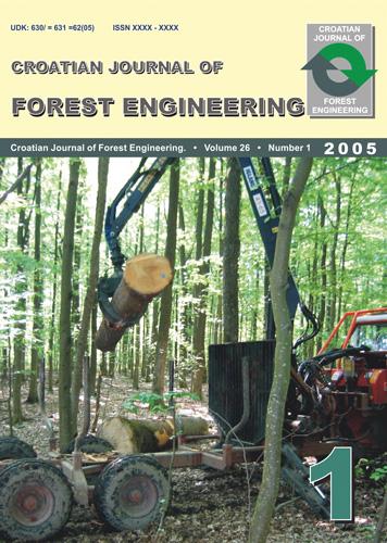 Naslovnica znanstvenoga časopisa, 2005.