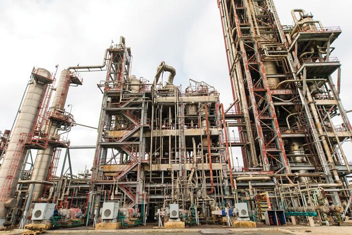 Postrojenje Urea 2 poduzeća Petrokemija