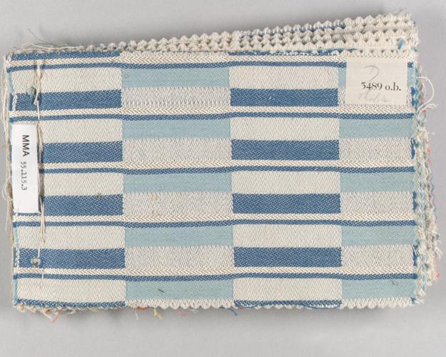 Uzorci tekstila, oko 1935., Metropolitan Museum of Art, New York