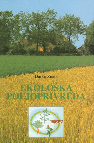 Naslovnica knjige <em>Ekološka poljoprivreda</em> D. Znaora, 1996.