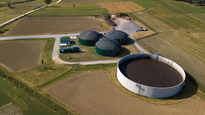 Bioplinsko postrojenje Bioplinska elektrana Orehovec